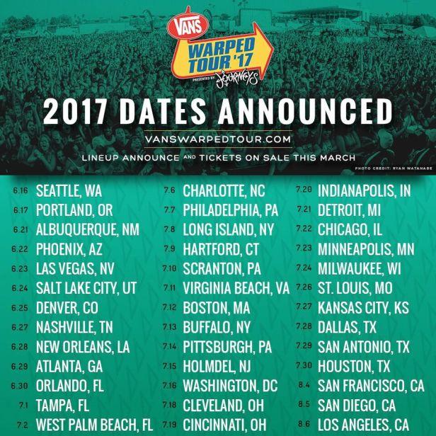 warpedtour_dates2017